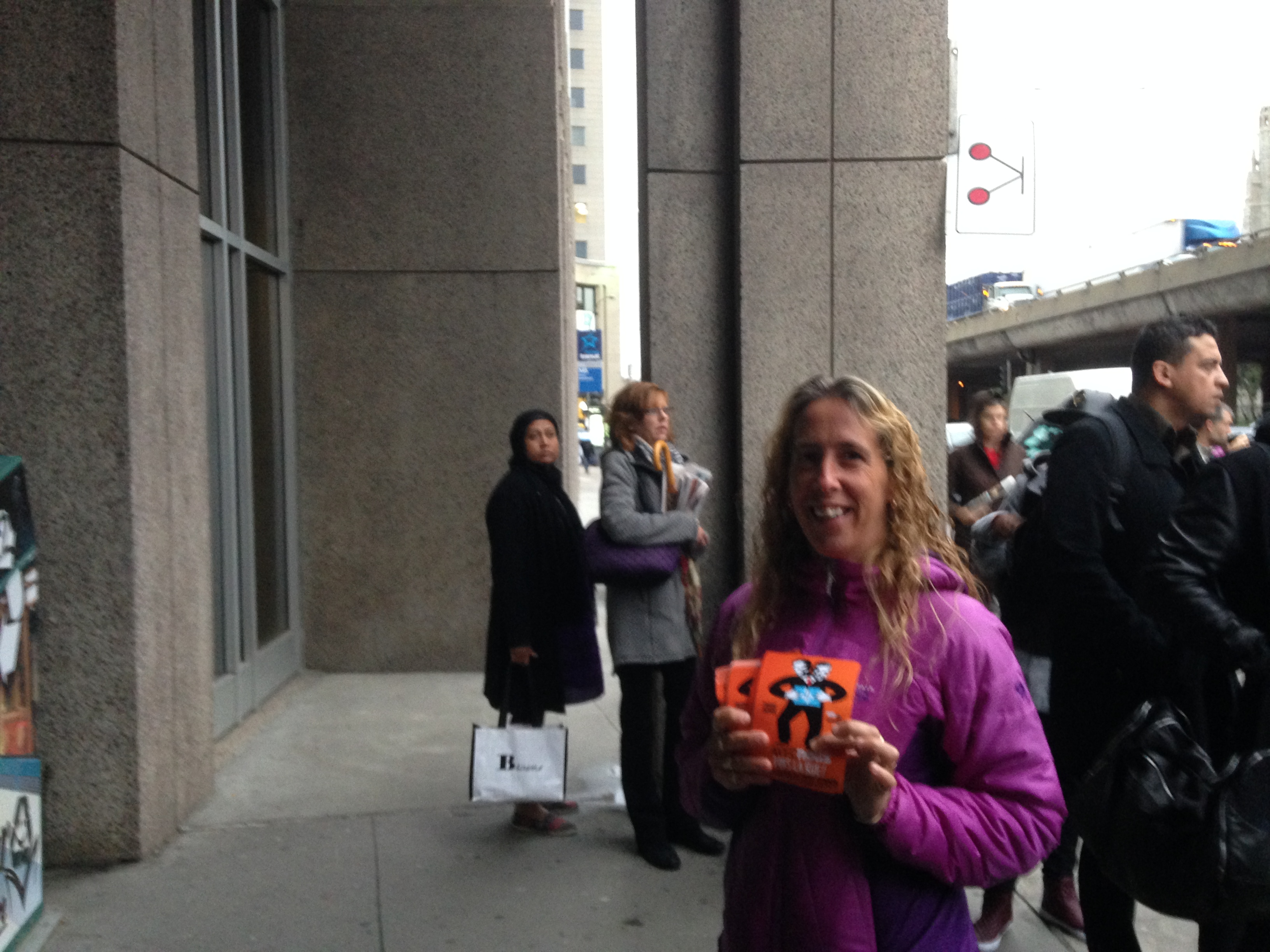 Distribution de 4000 tracts dans le m tro conseil - Bureau commun des assurances collectives ...